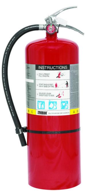 Πυροσβεστήρας 20lb Ξηράς Σκόνης