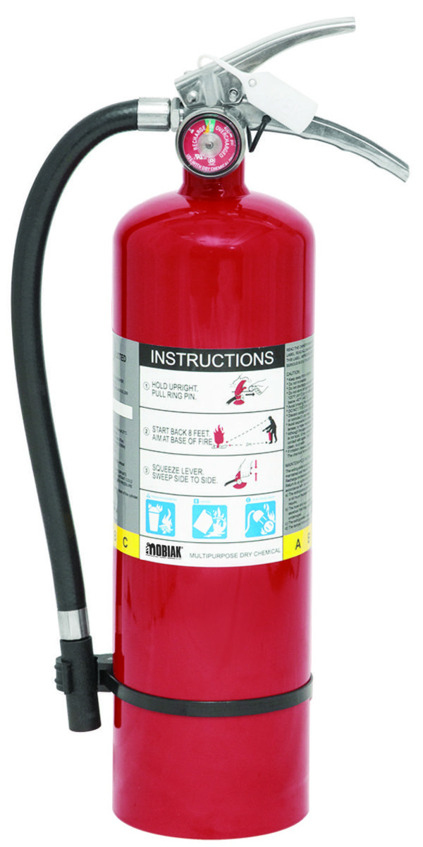 Πυροσβεστήρας 5lb Ξηράς Σκόνης