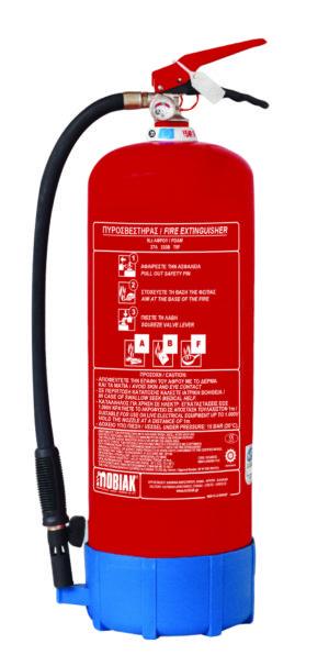 Πυροσβεστήρας 9Lt ABF