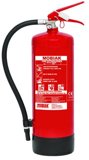 Πυροσβεστήρας 6Kg Ξηράς Σκόνης ABC90%