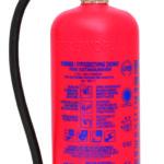 Πυροσβεστήρας Ξηράς Σκόνης 6kg δοχείο kevlar