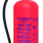 Πυροσβεστήρας Ξηράς Σκόνης 9kg Δοχείο Kevlar