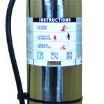Πυροσβεστηρας 2,5gal νερού INOX