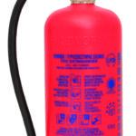 Πυροσβεστήρας Ξηράς Σκόνης 4Kg με δοχείο από Kevlar