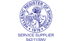 Service certificate-Greek Ship Register