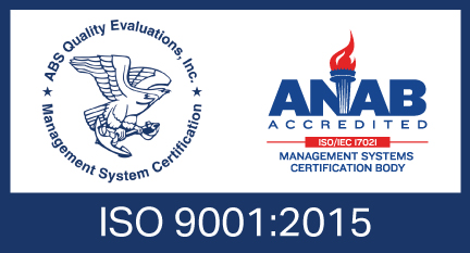 ISO 9001 - Quality Management Systems Certificate
